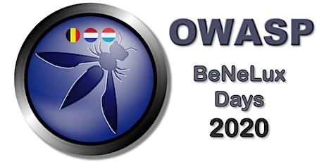 OWASP AppSec Days BeNeLux tickets
