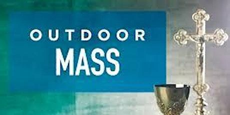 Outdoor Spoken Mass tickets