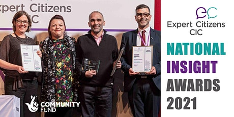 Expert Citizens National INSIGHT Awards 2021 tickets