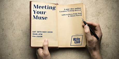 Meeting Your Muse - A one-day online creative writing retreat tickets