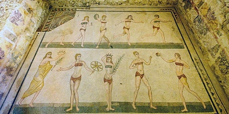 Roman Life - Bathing and Exercise tickets