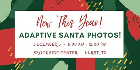 Adaptive Santa Photos tickets