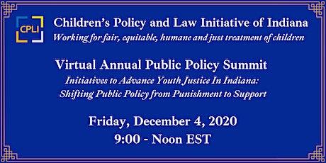 CPLI Annual Public Policy Summit, 2020 tickets