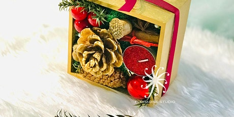 Workshop: Scented Christmas Wall Hanging + free essential oil tickets
