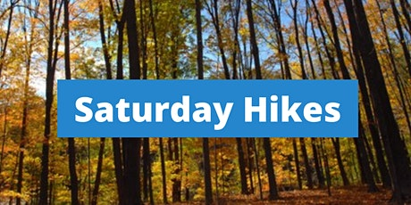 Saturday Hikes tickets