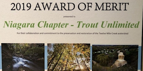 Niagara Chapter Trout Unlimited Nov 2020 Chapter Meeting tickets