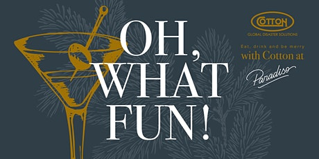 Oh, What Fun! Cotton Holiday Social tickets