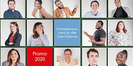 En savoir plus sur le programme Entrepreneurs dans la ville - Saint-Etienne billets