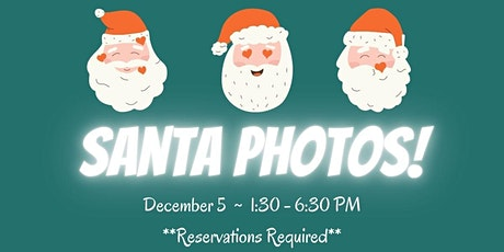 Santa Photos tickets