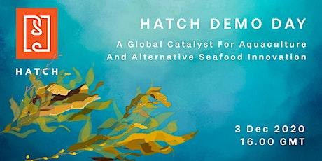 Hatch Demo Day 2020 tickets