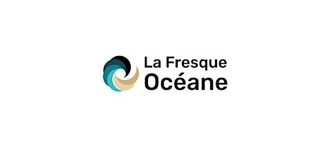 Atelier Fresque Océane - EN LIGNE - 3h30 animé par Alice Vitoux billets