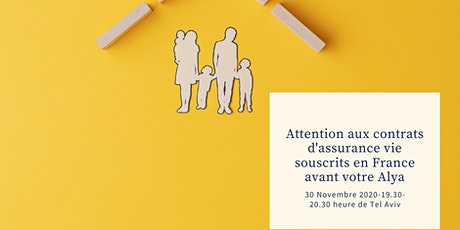 Attention aux contrats d'assurance vie souscrits en France avant votre Alya billets