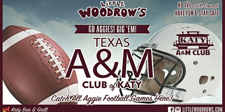 BTHO tennesse! Katy A&M Club Game Watch Table Reservations & Silent Auction tickets