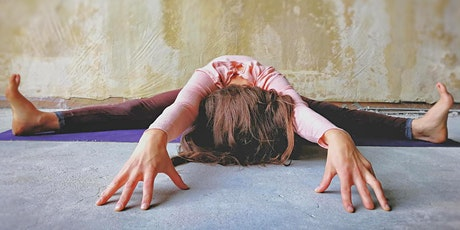 Yoga for soft and strong fluidity in mind and body tickets