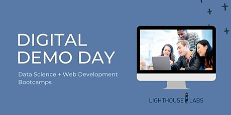 Digital Demo Day tickets