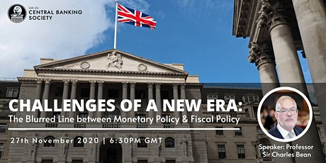 Challenges of a New Era: The Blurred Line between Monetary & Fiscal Policy tickets