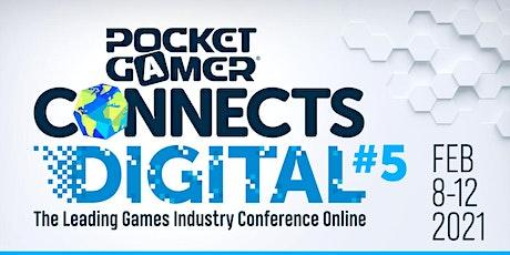 Pocket Gamer Connects Digital #5 Tickets