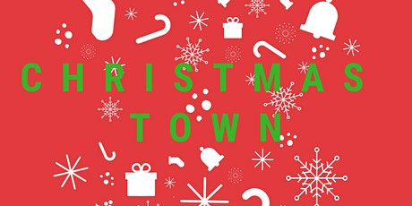 CNCB Christmas Town Admissions tickets