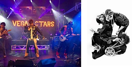 NYE w/ Vegas Stars & Hip Hop Hooray | 80's, 90's & todays hits COVER BAND tickets