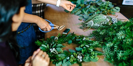 Christmas Workshop with No-ThirtySix and Spotless Rose Floristry tickets