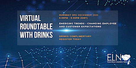 Roundtable with Drinks: How to Prepare for Tomorrow's Business Challenges tickets
