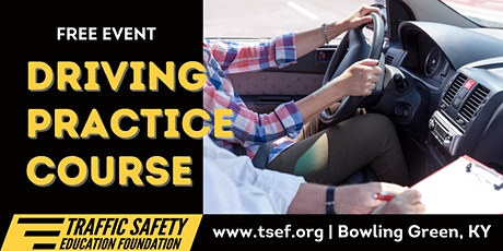 TSEF Driving Practice Course tickets