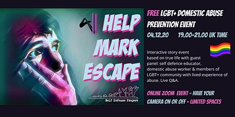 Help Mark Escape! (LGBT+ domestic abuse) tickets