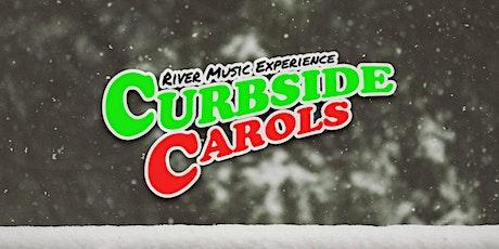Curbside Carols - Downtown & West Davenport tickets