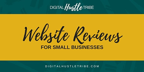 Open Website Reviews for Small Businesses tickets