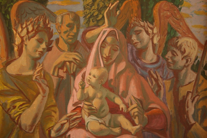 A Jewish Jesus: Art and Faith in the Shadow of World War II image