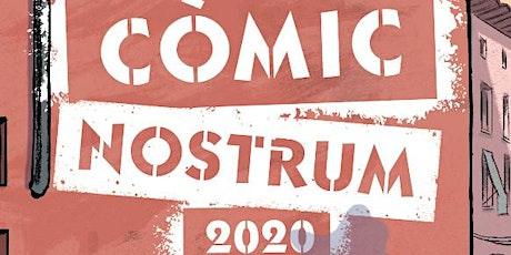 Visites guiada a l'exposició Còmic Nostrum EL CARRER entradas