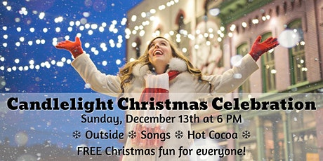 Candlelight Christmas Celebration tickets