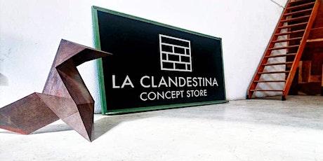 La Clandestina Concept Store entradas