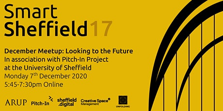 SmartSheffield #17 - Looking to the Future tickets
