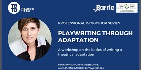 Copy of TBTB's Professional Workshop Series - Erin Shields tickets