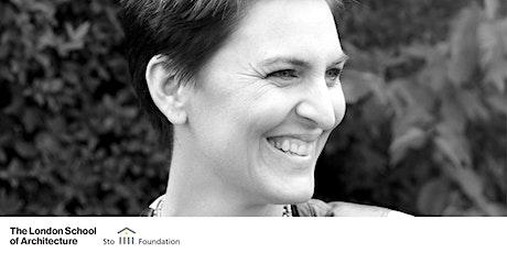 November Talks Lecture —Anna Heringer tickets