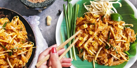 In-Person Class: Traditional Pad Thai (Boston) tickets