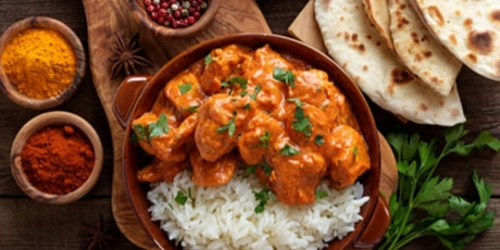 In-Person Class: Chicken Tikka Masala (Boston) tickets