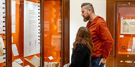 Museum Skills Essentials Online: Putting objects on display tickets
