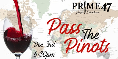 Pass the Pinots: 4-Course Wine Dinner tickets