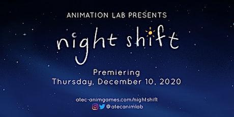 Night Shift Premiere tickets