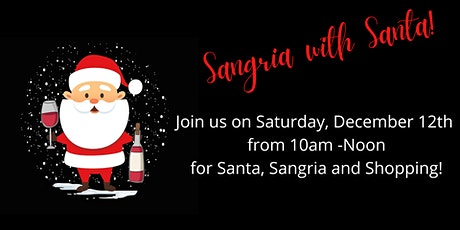 Sangria with Santa! tickets