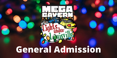 Lights Under Louisville - Standard Vehicle (Incl. Minivans & Large SUV) tickets