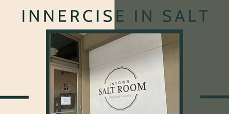Innercise in Salt - December Holiday Edition tickets
