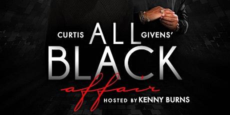 Curtis Givens All Black Affair tickets