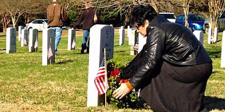 Wreath Placement for 2020 Wreaths Across America tickets