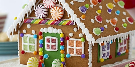 Adult GingerBread House Decorating tickets
