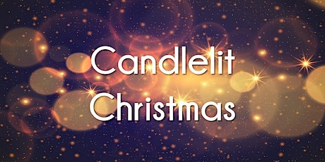 Candlelit Christmas tickets