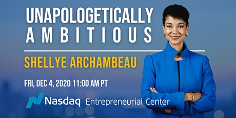 Unapologetically Ambitious with Shellye Archambeau tickets