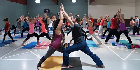 Valentines Day Partner Yoga tickets
